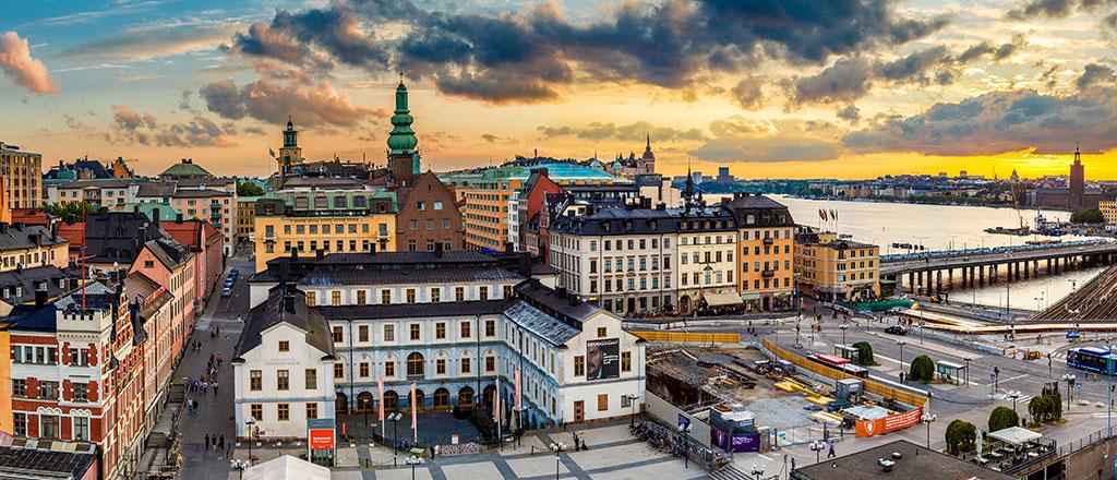 Stockholm izlenimleri