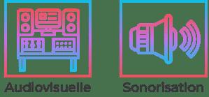 Solutions AudioVisuelles et Sonorisation