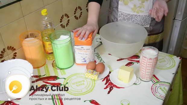 Pilih produk untuk doh ragi