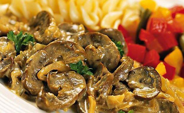 Oppskrifter Cooking Beef nyre med bilder