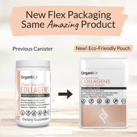 Organixx Clean Sourced Collagens Review
