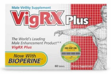 VigRX Plus Alizyme Review