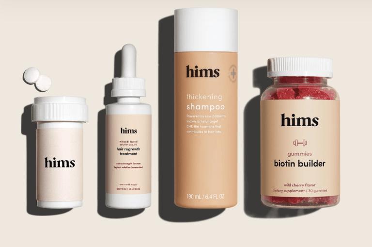 ForHims Hair Power Pack