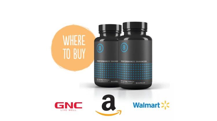 Performer 8 where to buy? Amazon, GNC, Walgreens or Walmart?