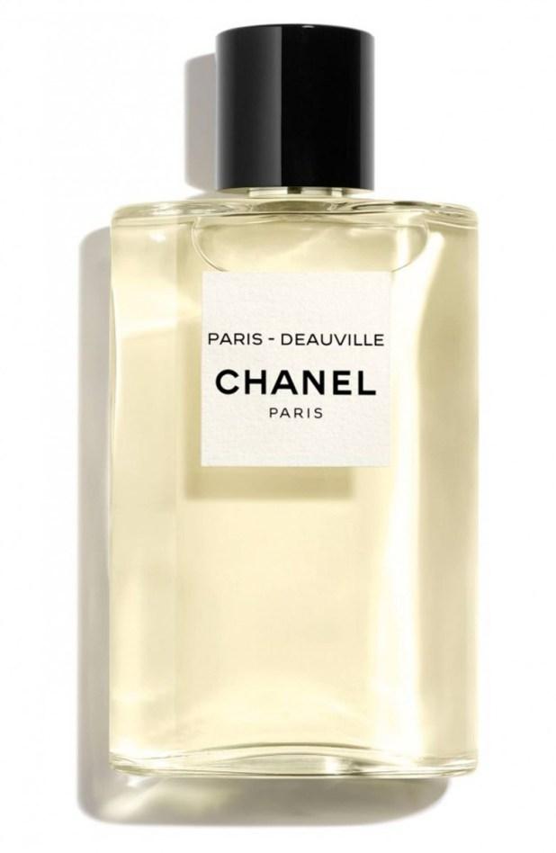 bf5d1bdd5 LES EAUX DE CHANEL PARIS-DEAUVILLE EAU DE TOILETTE
