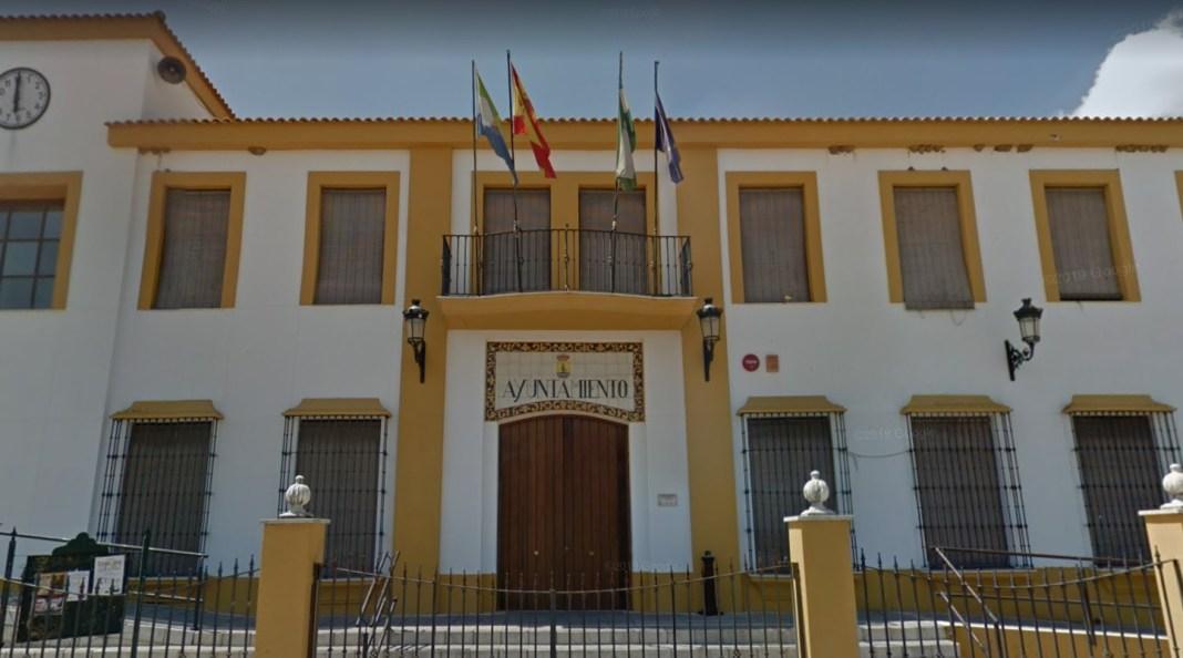 El Ayuntamiento de Gelves.