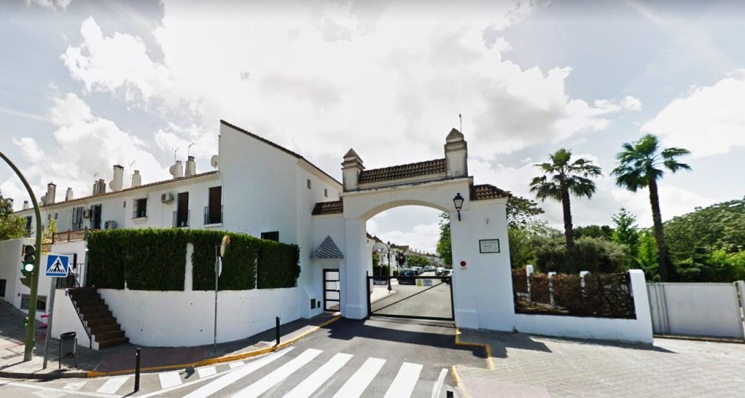 Una de las urbanizaciones de Tomares, el municipio con mayor renta de Andalucía.