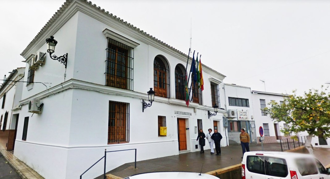 Ayuntamiento de Castilleja del Campo.