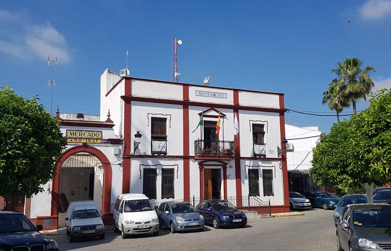 Ayuntamiento de Villanueva del Ariscal.