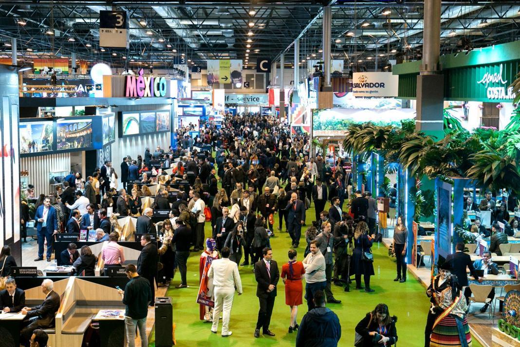 Feria Internacional del Turismo, FITUR, en Madrid. Foto de IFEMA.