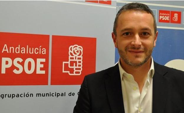 El alcalde de Camas, Rafael Recio.