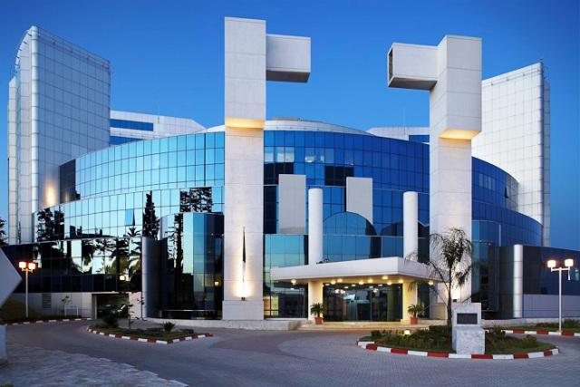 مبنى وزارة المالية بالعاصمة الجزائر