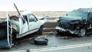 Photo of 9 جرحى في حادث اصطدام بين مركبتين في قسنطينة