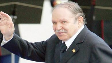 Photo of الرئيس بوتفليقة يحتفل الخميس 2 مارس بعيد ميلاده الثمانون