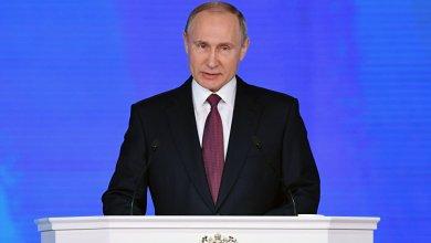 Photo of فيديو: بوتين يُقدم أسلحة جديدة لا تقهر
