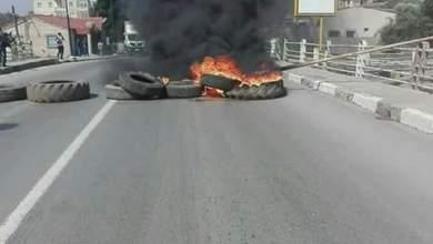 Photo of اعمال شغب بمنطقة سيدي عيش بولاية بجاية