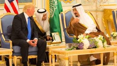 "Photo of ترامب يسعى لتشكيل ""ناتو عربي"" ضد إيران"