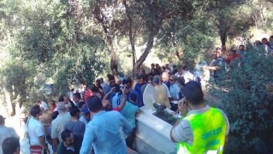 Photo of تشيع جنازة الإعلامي عبد الرحمان بطاش بمقبرة مدوحة بتيزي وزو