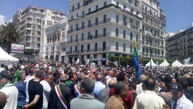 Photo of مباشر: الجمعة الثالثة عشر من حراك الشعب الجزائري
