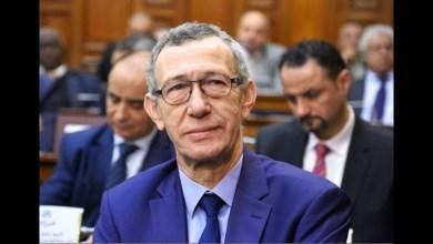 """Photo of بلحيمر: """"الجزائر لم تتفاجأ بتطبيع المغرب مع الكيان الصهيوني"""""""
