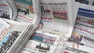 Photo of الحملة الإنتخابية في العناوين الصحفية بغرب البلاد