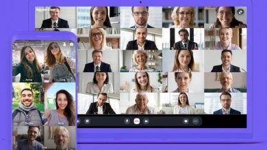 Photo of فايبر يرفع عدد المشاركين في مكالمات الفيديو الجماعية إلى 30 شخصاً