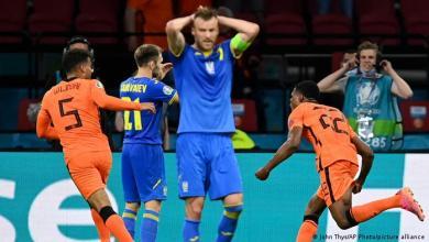 Photo of هولندا تفوز على أوكرانيا في مباراة مجنونة