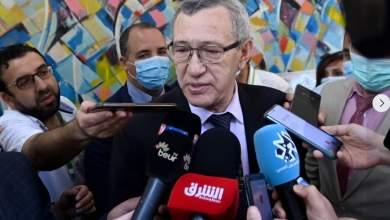 Photo of بلحيمر يقدم إستراتيجية الاتصال الحكومي