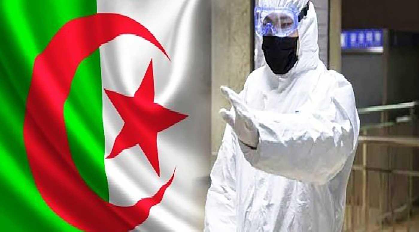 موجة ثالثة خطيرة في الجزائر