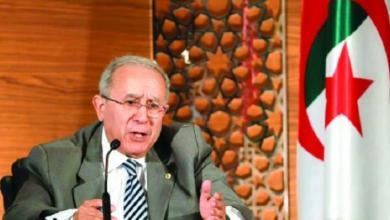 Photo of لعمامرة في زيارة رسمية الى مصر