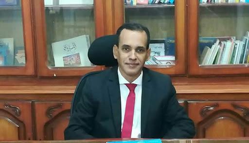 الشاعر الموريتاني الكبير سيدي ولد أمجاد
