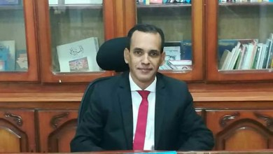 Photo of الشاعر الموريتاني الكبير سيدي ولد أمجاد ينظم قصيدة يرثي فيها ضحايا الحرائق بالجزائر
