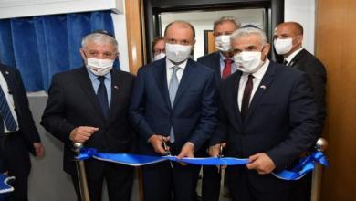 "Photo of لابيد"" يفتتح مكتب الاتصال الإسرائيلي في المغرب"