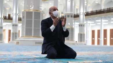Photo of الرئيس تبون يعزي عائلة الشيخ عياض البوعبدلي