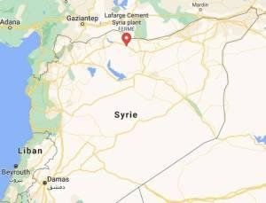 شركة لافارج شمال سوريا