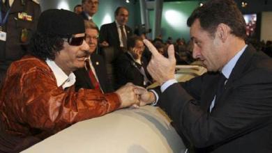 Photo of لعنة القذافي: الحكم على ساركوزي بالسجن لمدة عام في ملف تمويل حملته الرئاسية