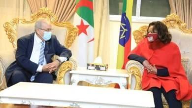 Photo of وزير الخارجية يلتقي رؤساء 6 دول إفريقية في إثيوبيا