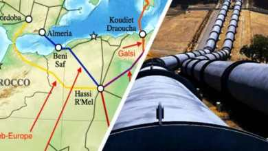 Photo of المغرب يدرس تدفقا عكسيا لأنبوب الغاز من إسبانيا والدفع بالأسعار الدولية