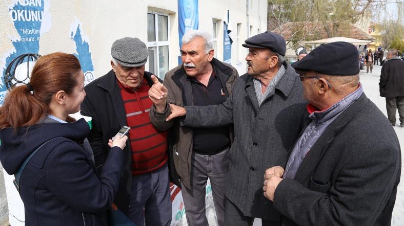 Servet Eraslan, Evren Belediye Meclisi'nin MHP'li üyesi. ile ilgili görsel sonucu