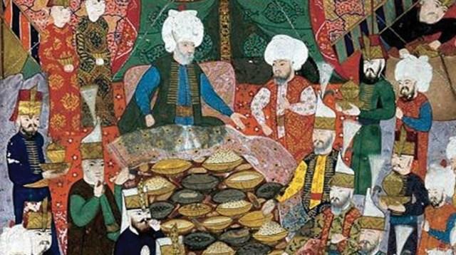 osmanlı saray mutfağı minyatür ile ilgili görsel sonucu