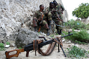 Image result for ethiopian troops in somalia