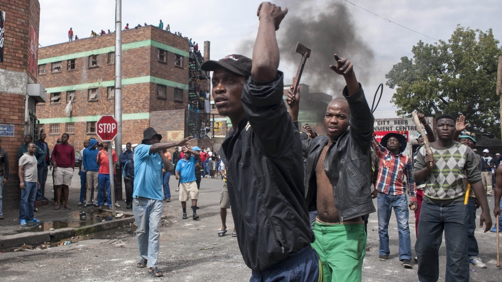 Zuma Faces Pressure To End Violence In South Africa News