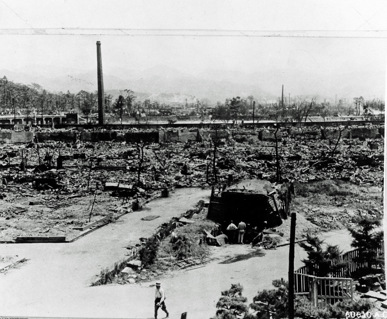 Atomic In A Look Back At The Destruction