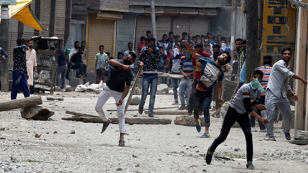 Kashmir Why are young people protesting  News  Al Jazeera