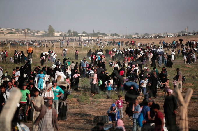 Syrian refugees: Displaced by war | | Al Jazeera