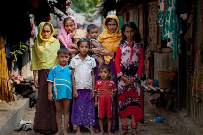 Rohingya: Chased from Myanmar, unwelcome in Bangladesh | Myanmar ...