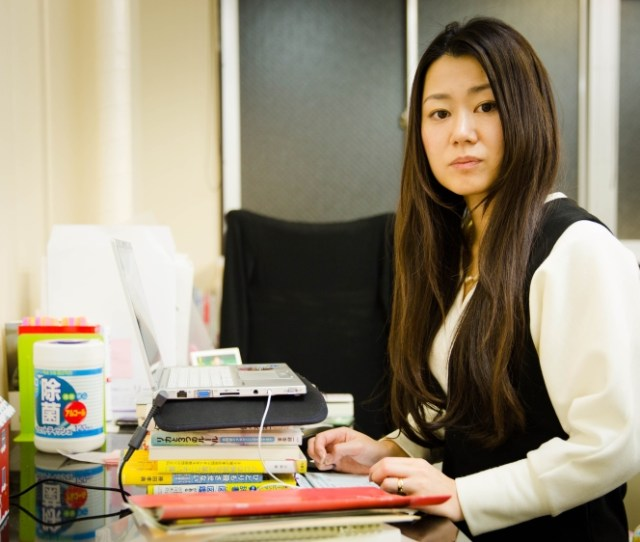 It Was Only When Tamaka Ogawa Started Writing About Sexual Violence In Japan That She Realised The Gravity Of What She Had Experienced As A Schoolgirl