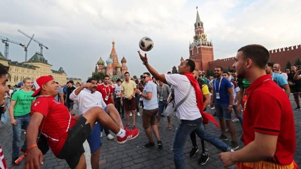 Morocco world cup bid