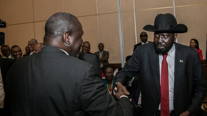 What would be the benefits of South Sudan's peace agreement?