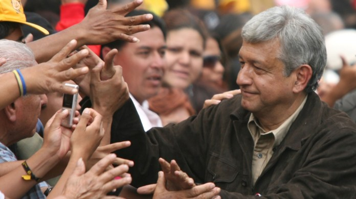 Lopez Obrador's presidential